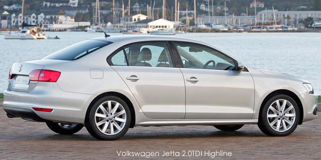 Volkswagen Jetta 2 0tdi Highline Specs In South Africa Cars Co Za