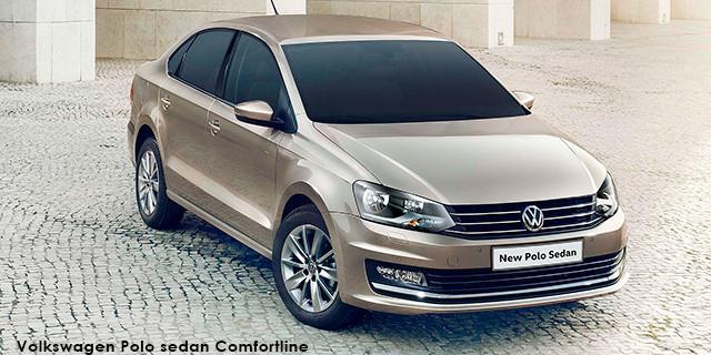 Volkswagen Polo sedan 1.4 Trendline