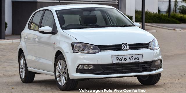 Volkswagen Polo Vivo hatch 1.6 Comfortline auto_1