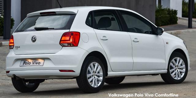 Volkswagen Polo Vivo hatch 1.6 Comfortline auto_2