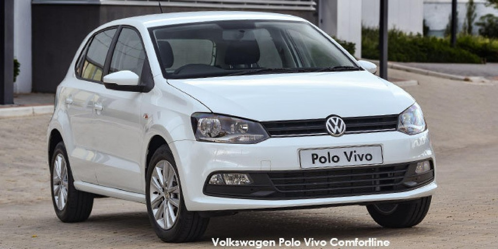 Volkswagen Polo Vivo hatch 1.4 Comfortline_1
