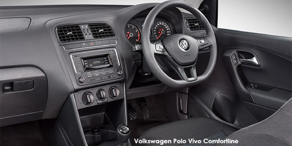 Volkswagen Polo Vivo hatch 1.6 Comfortline auto_3