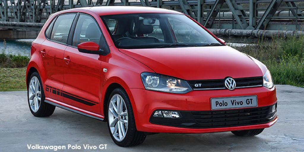 Volkswagen Polo Vivo hatch 1.0TSI GT_1