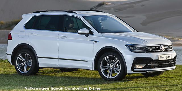 2020 VW Tiguan: Design, Specs, Price >> Volkswagen Tiguan 2 0tdi 4motion Highline R Line Specs In