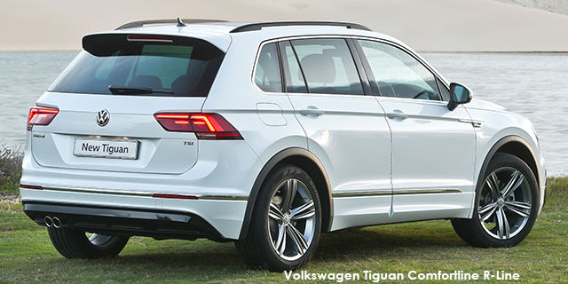 2020 VW Tiguan: Design, Specs, Price >> Volkswagen Tiguan 2 0tdi 4motion Highline R Line Specs In South