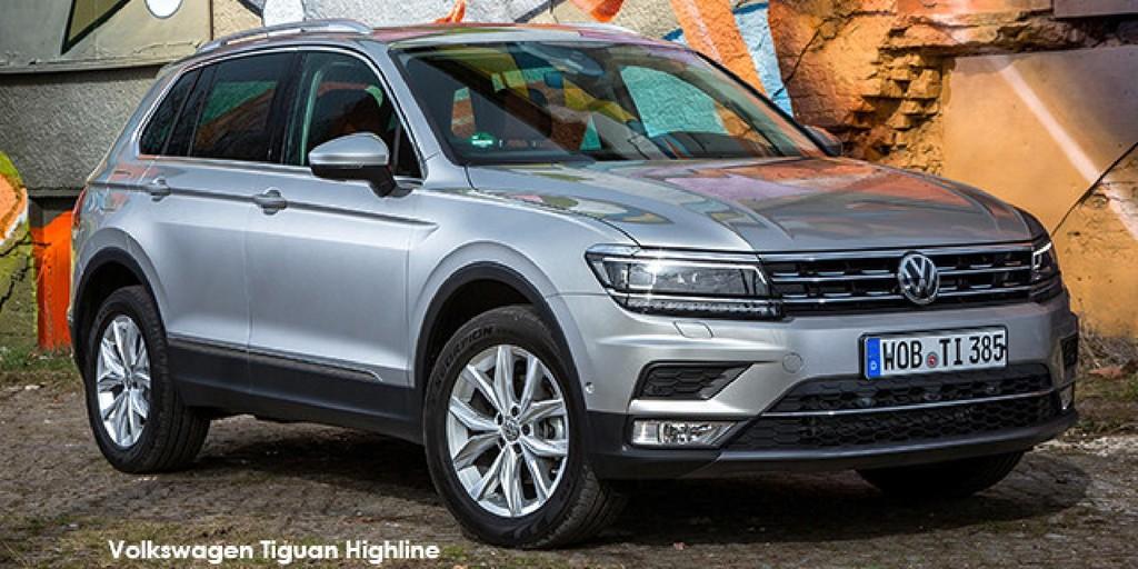 Volkswagen Tiguan 1.4TSI Trendline_1