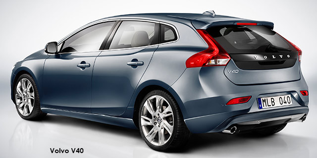 Volvo V40 D2 Essential Specs in South Africa - Cars co za
