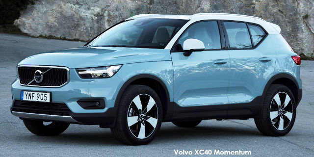 Volvo Xc40 D4 Awd Momentum Specs In South Africa Cars Co Za
