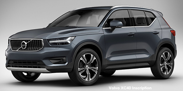 Volvo XC40 T5 AWD Inscription Specs in South Africa - Cars co za