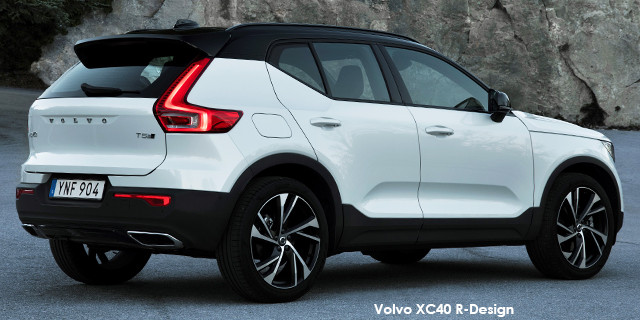 Volvo Xc40 T5 Awd R Design Specs In South Africa Cars Co Za