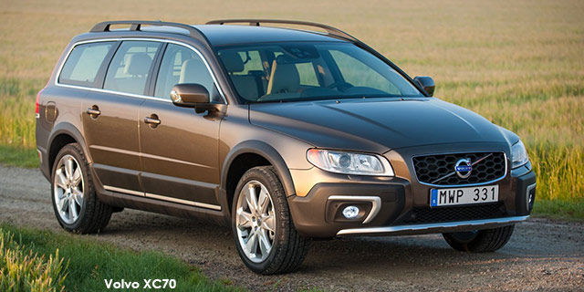 Volvo XC70 D5 AWD Inscription Specs in South Africa - Cars co za
