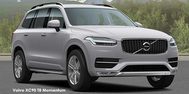 Volvo Xc90 T8 Twin Engine Awd Momentum Specs In South Africa