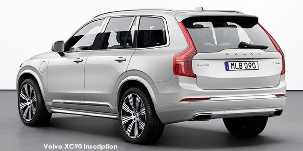 Volvo Xc90 D5 Awd Inscription Specs In South Africa Cars Co Za