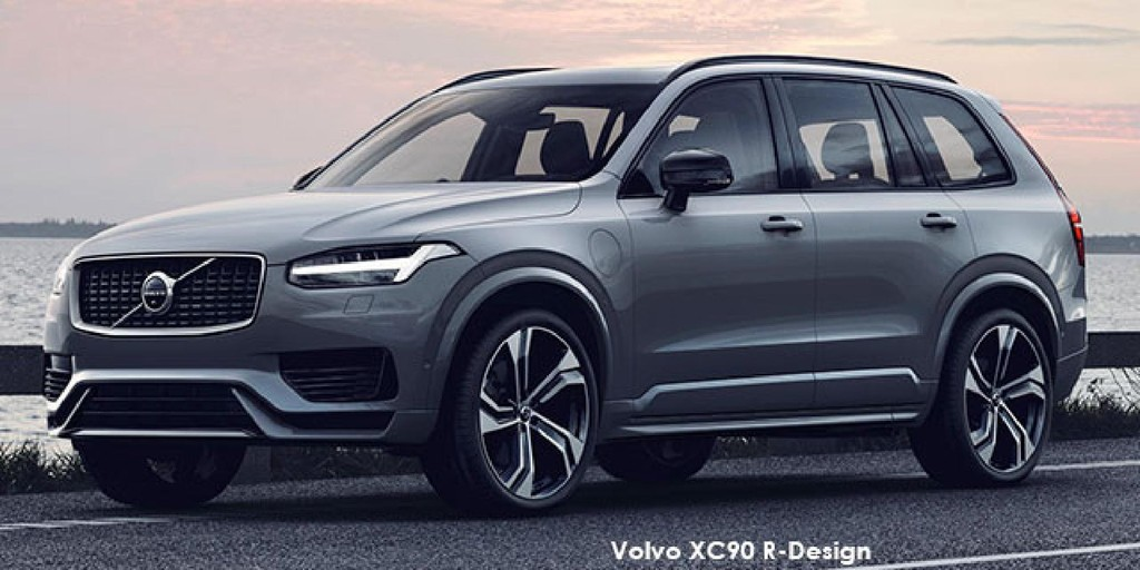 Volvo XC90 T8 Twin Engine AWD R-Design_1