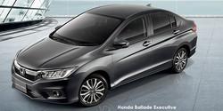 Honda Ballade