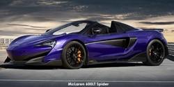 McLaren 600