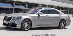 Mercedes-AMG S-Class