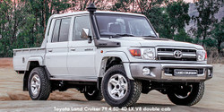 Toyota Land Cruiser 79