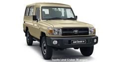 Toyota Land Cruiser 78