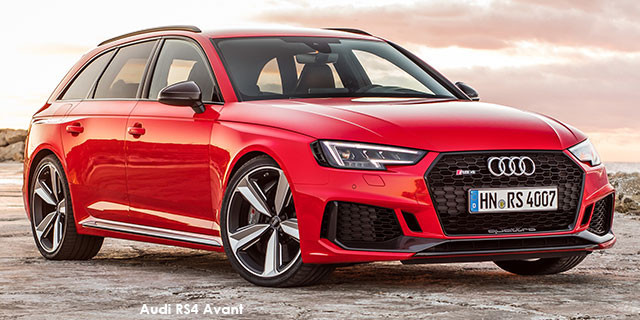 New Audi Rs4 Rs4 Avant Quattro Cars For Sale In South Africa