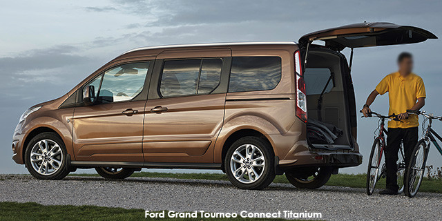 New Ford Grand Tourneo Connect 1 6tdci Titanium Cars For Sale In South Africa Cars Co Za