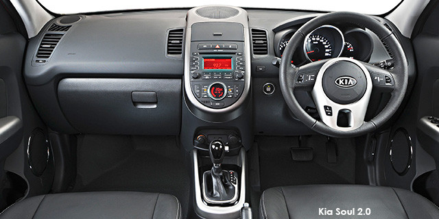 New Kia Soul 2 0 Auto Cars For Sale In South Africa Cars Co Za