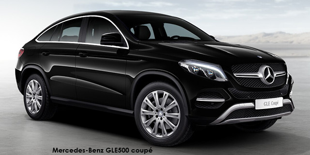 New Mercedes Benz Gle Gle500 Coupe Cars For Sale In South Africa