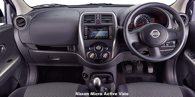 New Nissan Micra Active 1 2 Visia Cars For Sale In South Africa Cars Co Za
