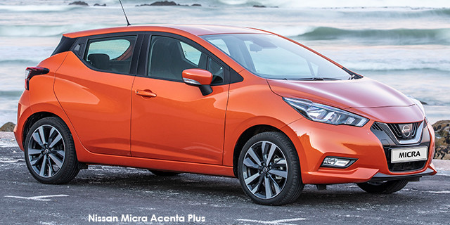 New Nissan Micra 66kw Turbo Acenta Plus Cars For Sale In South Africa Cars Co Za