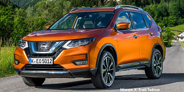 New Nissan X Trail 2 5 4x4 Tekna Cars For Sale In South Africa Cars Co Za