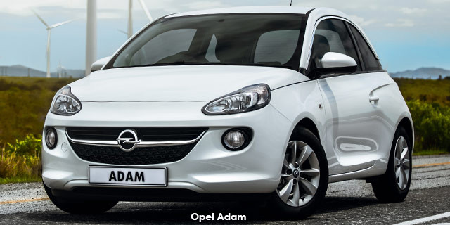 New Opel Adam 1 4 Cars For Sale In South Africa Cars Co Za