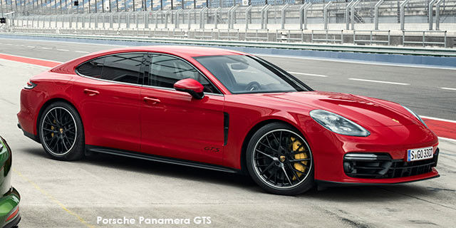New Porsche Panamera GTS cars for sale in South Africa