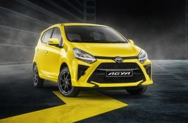 Toyota Agya (2020) Specs & Price