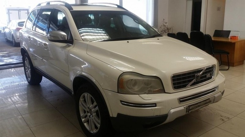 used volvo xc90 v8 executive 7 seat for sale in gauteng id 1023280. Black Bedroom Furniture Sets. Home Design Ideas