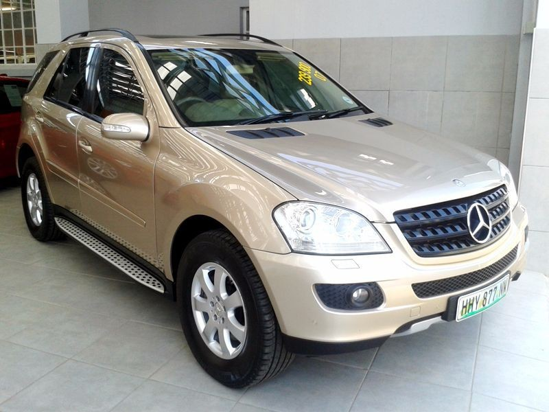 used mercedes benz m class ml 320 cdi a t for sale in gauteng id 1032477. Black Bedroom Furniture Sets. Home Design Ideas
