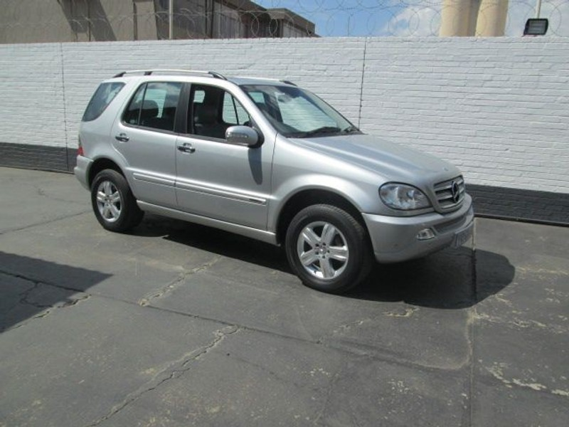 Used mercedes benz m class ml 500 a t for sale in gauteng for 2004 mercedes benz ml350 for sale