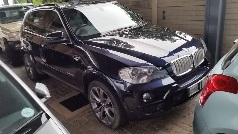 used bmw x5 xdrive35d m sport a t e70 for sale in. Black Bedroom Furniture Sets. Home Design Ideas