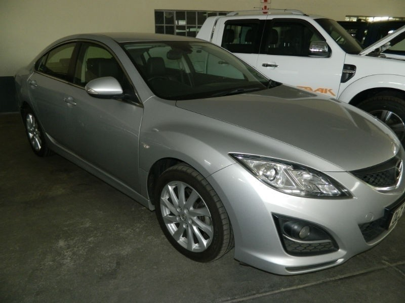 used mazda 6 2 0 active for sale in gauteng id 1045123. Black Bedroom Furniture Sets. Home Design Ideas