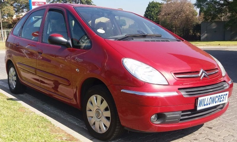 used citroen xsara picasso 1 6 hdi exclusive for sale in gauteng id 1084232. Black Bedroom Furniture Sets. Home Design Ideas