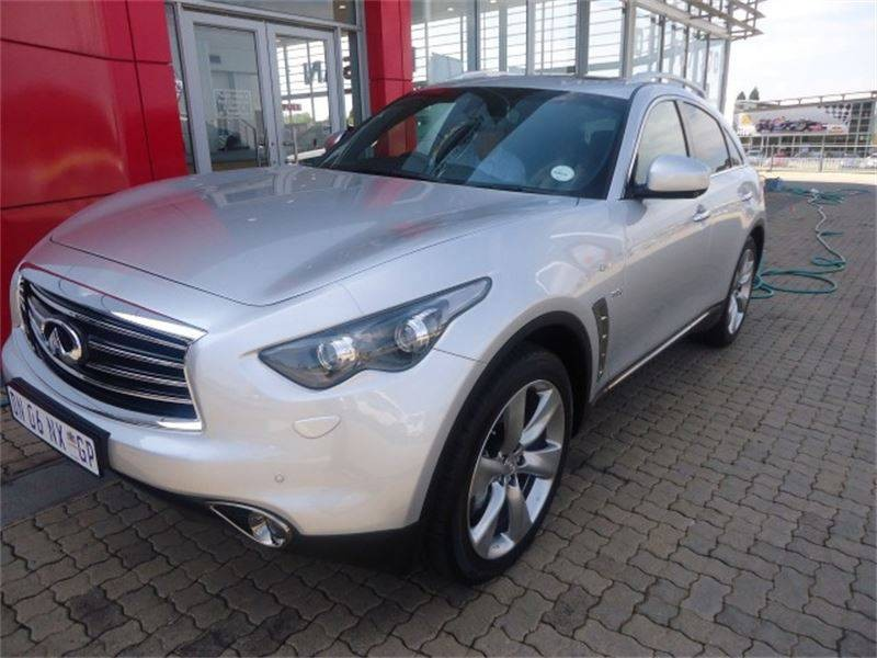 used infiniti qx70 fx30d s premium for sale in gauteng id 1095639. Black Bedroom Furniture Sets. Home Design Ideas