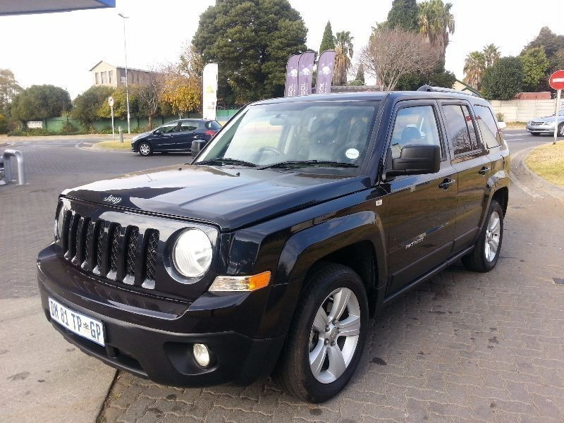 used jeep patriot 2 4 limited for sale in gauteng id 1108499. Black Bedroom Furniture Sets. Home Design Ideas