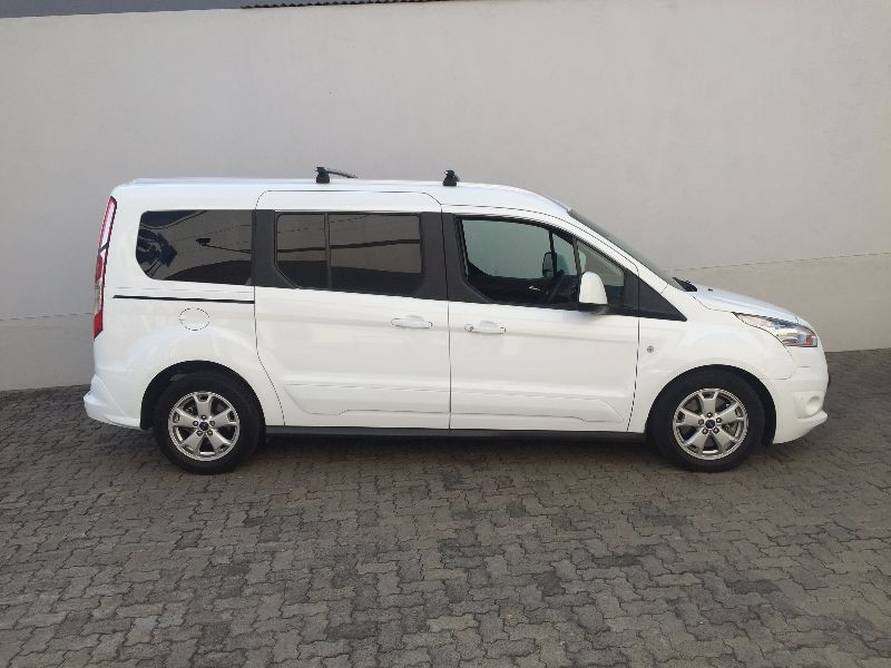 used ford tourneo grand tourneo connect 1 6 tdci titanium lwb for sale in mpumalanga. Black Bedroom Furniture Sets. Home Design Ideas