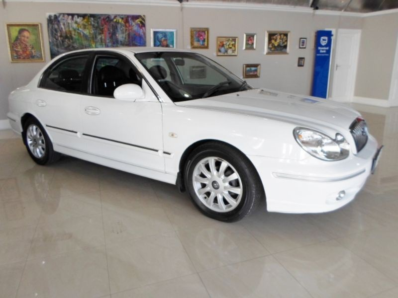 used hyundai sonata 2 7 v6 gls for sale in western cape id 1127604. Black Bedroom Furniture Sets. Home Design Ideas