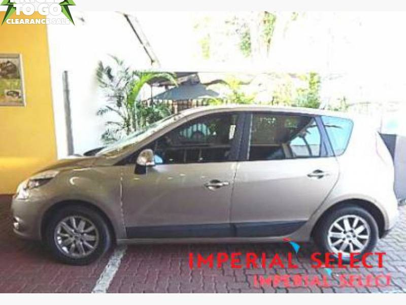used renault scenic iii 1 6 expression for sale in kwazulu natal id 1131263. Black Bedroom Furniture Sets. Home Design Ideas