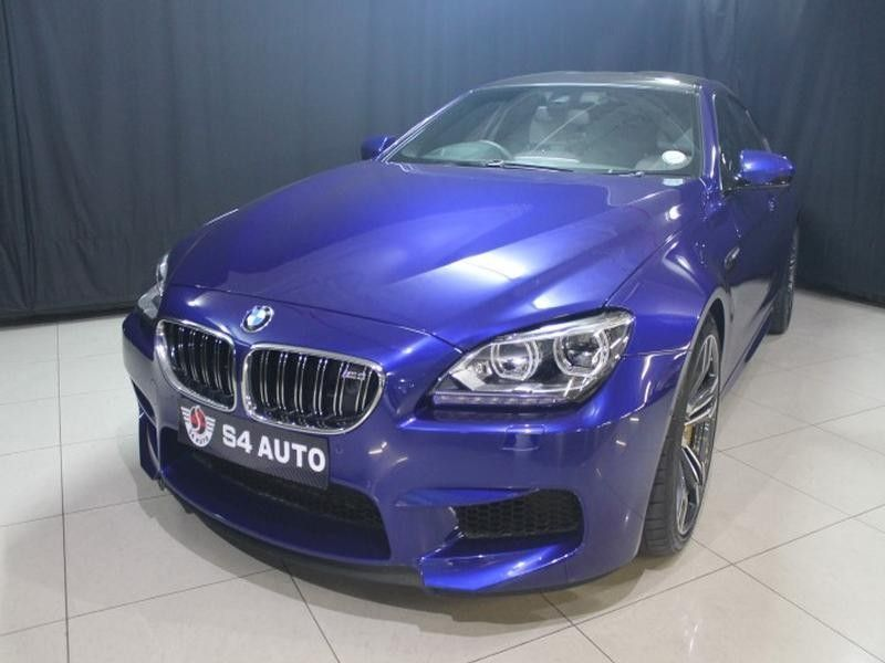 used bmw m6 m6 gran coupe m dct for sale in gauteng id 1131701. Black Bedroom Furniture Sets. Home Design Ideas