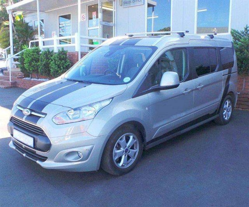 used ford tourneo grand tourneo connect 1 6 tdci titanium lwb for sale in kwazulu natal cars. Black Bedroom Furniture Sets. Home Design Ideas