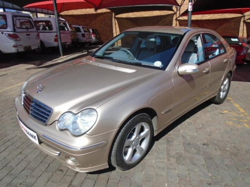 2005 mercedes benz c class c270 cdi elegance at gauteng johannesburg 0. Black Bedroom Furniture Sets. Home Design Ideas