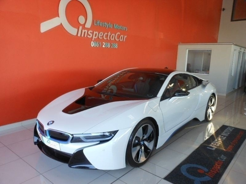 used bmw i8 edrive coupe for sale in gauteng id 1143918. Black Bedroom Furniture Sets. Home Design Ideas