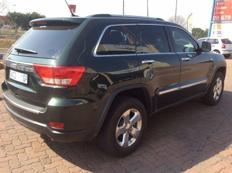 used jeep grand cherokee 5 7 v8 overland for sale in gauteng. Cars Review. Best American Auto & Cars Review