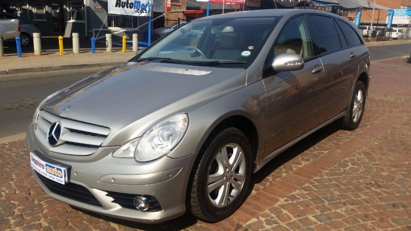 Used mercedes benz r class r 320 cdi a t for sale in for 2008 mercedes benz r class